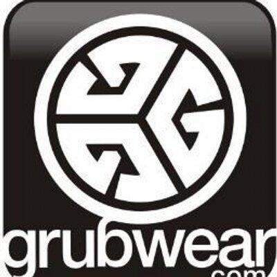 grub wear logo